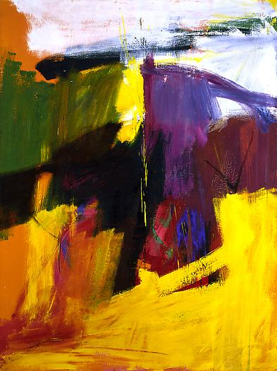 Henry H II, 1959-60 Oil on canvas 80 1/4 x 60 1/4 in. 203.8 x 153 cm