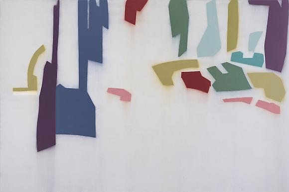 561 (Allegheny 2), 2007 Oil on linen 60 x 90 in. 152.4 x 228.6 cm