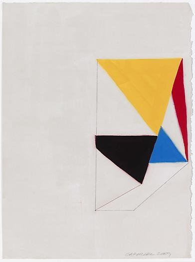 Untitled, 2009 Gouache and graphite on paper 15 x 11 in. 38.1 x 27.9 cm