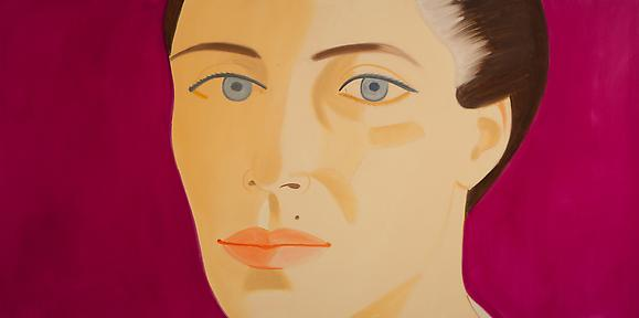 <i>Kyra</i> (2006) Oil on linen 48 x 96 inches 121.92 x 243.84 cm
