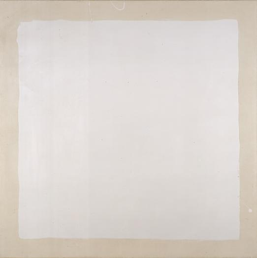 The General, 1970 Enamel Paint, Enamelac, on stretched cotton canvas 49 1/8 x 49 1/8 in. 124.8 x 124.8 cm