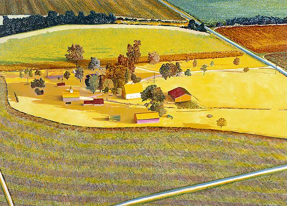 Illinois Flatscape #66, 1999