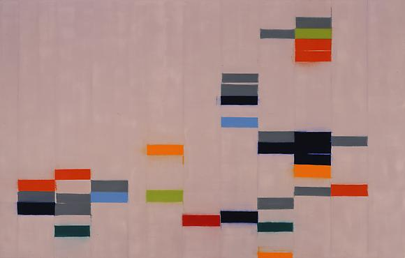 333 (New Foundland No. 1), 2000 Oil on linen 42 x 66 in. 106.7 x 167.6 cm