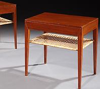 Severin Hansen Jnr. - A Pair of Teak Occasional Tables