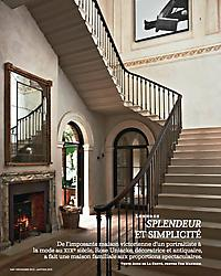 AD Architectural Digest France - Splendeur et Simplicité