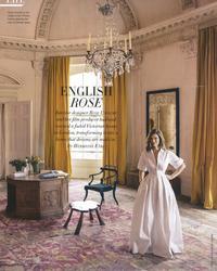 Harper's Bazaar Australia - A Fashionable Life