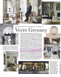 House & Garden - The Dos and Don'ts of Decorating According to Veere Grenney