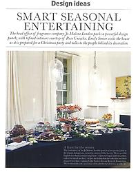 House & Garden - Smart Seasonal Entertaining