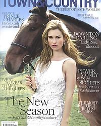 Town & Country: English Rose