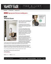 Vanity Fair - What to know