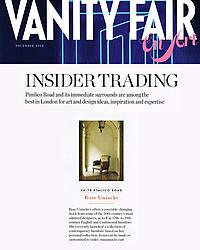 Vanity Fair On Art - Insider Trading