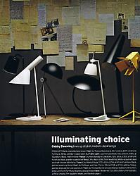 House & Garden - Illuminating choice