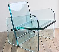 Elin Raaberg Nielsen – A Pair of EA46 Chairs