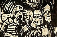 WOODCUTS 1920-1930s Image