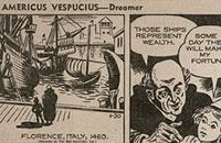 AMERICUS VESPUCIUS Image