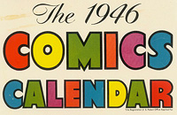 TRUE COMICS CALENDAR Image