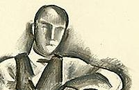 PORTRAIT DRAWINGS 1920s Image
