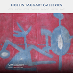 Sam Glankoff at Hollis Taggart