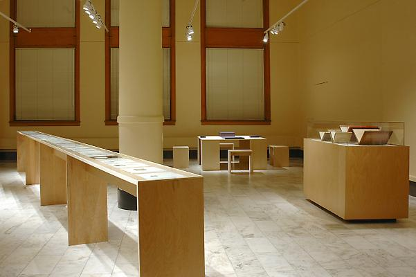 Installation at Newberry Library, 2008 Image