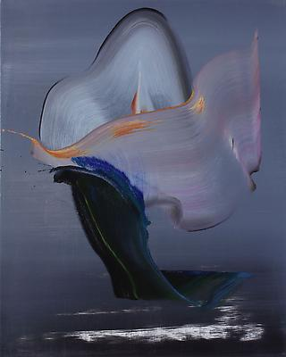 Phantom, 2011, oil on canvas, 35 x 28 inches Image
