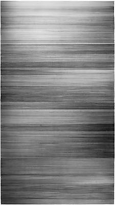 parallel 6, 2007 Graphite on cotton board 104 x 58 inches Image