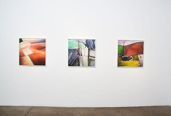 David Maisel installation shot Image