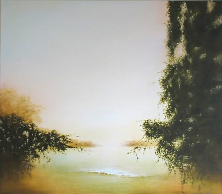 5236, 2012 Oil on canvas 48 x 55 inches Image
