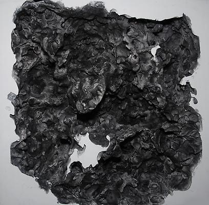 Black Sea, Persephone, 2012 Plaster, graphite 12 h. x 26.5 x 25.5 inches  Photo by Maurene Cooper Image