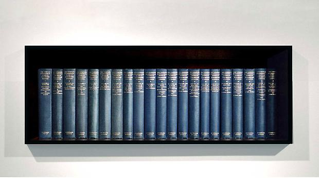 Freud 2 (spines), 2010