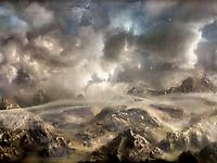 New Photography by Kim Keever