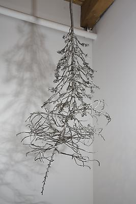 Splice #10 (CO10NUSDQ), 2010 Cast stainless steel Approx. 70 x 30 x 30 inches Image