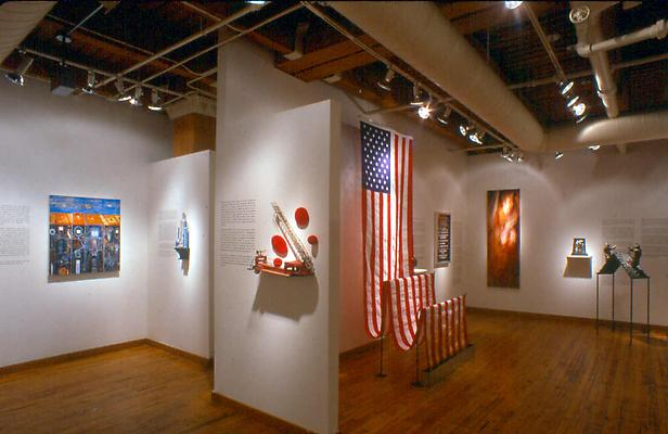 Installation view, 10th Anniversary Exhibition at Carrie Secrist Gallery Image