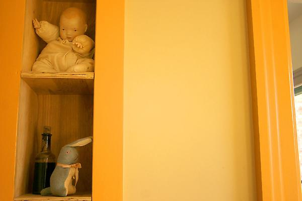 Liza Berkoff Squashed Baby, 2009 archival pigment print 16 x 24 inches Image