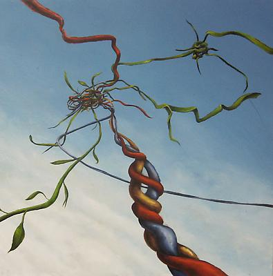 Tangle #28, 2010