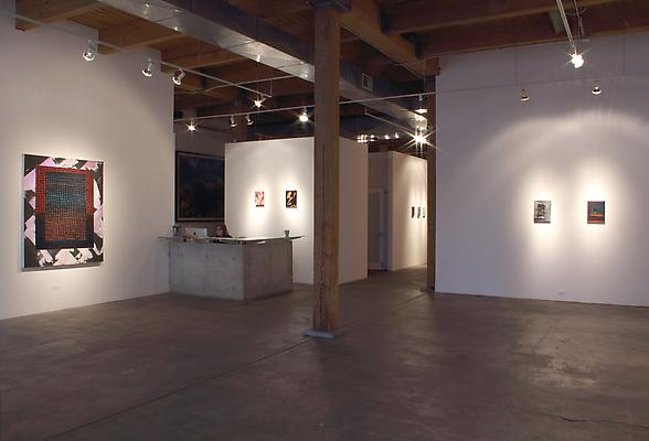 Derek Chan, All Our Relations, installation view at Carrie Secrist Gallery, Chicago Image