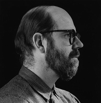Chuck Close, 1986 / printed 1994 gelatin silver print image: 19 1/8 x 19 inches  (48.6 x 48.3 cm) paper: 20 x 24 inches  (50.8 x 61 cm) edition of 10 with 2 APs MAP-1634