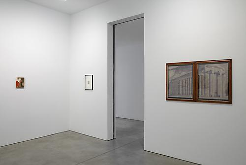 Installation view, gallery two, Photo by Jason Wyche, New York