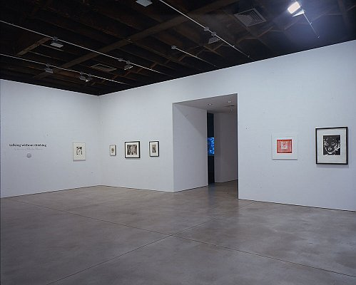Installation View Main Gallery