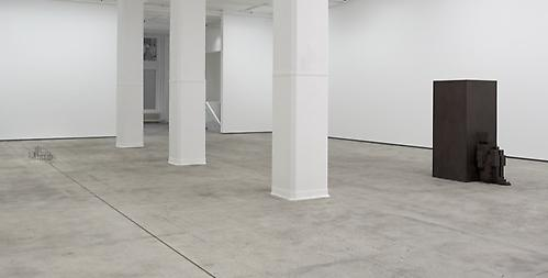 Antony Gormley BODYSPACE October 27 - December 22, 2012 Photo: Jason Wyche, New York