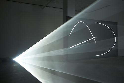 Anthony McCall Face to Face February 16 - March 23, 2013 Photography: Jason Wyche, New York