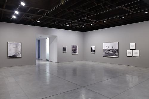 Installation view of Alec Soth Broken Manual at Sean Kelly Gallery, New York February 3 - March 11, 2012 All photographs: Jason Wyche