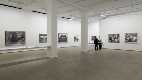 ALEC SOTH Installation view of Songbook at Sean Kelly, New York January 30 - March 14, 2015 Photography: Jason Wyche Courtesy: Sean Kelly,  New York