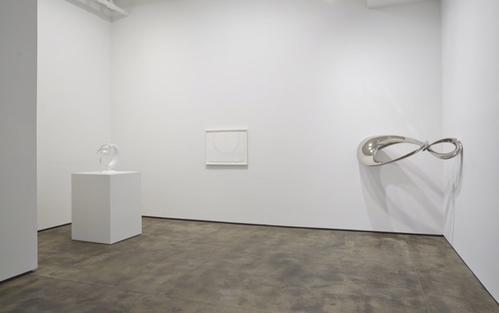 MARIKO MORI Installation view of Cyclicscape at Sean Kelly, New York March 21 - May 2, 2015 Photography: Jason Wyche Courtesy: Sean Kelly,  New York