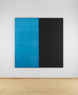 Untitled Painting No. 22, 2013 oil on linen 80 3/4 x 78 3/4 inches (205 x 200 cm) signed by the artist, verso CI-73.13