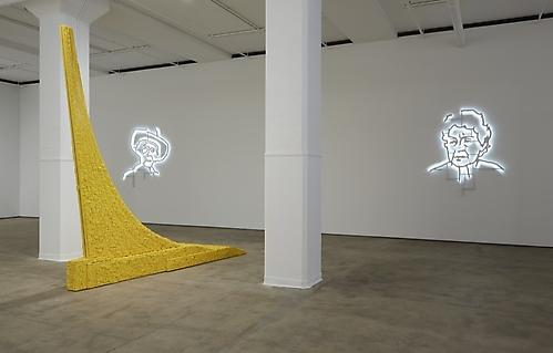 Installation view of Irreversible at Sean Kelly, New York May 11 - June 22, 2013 Photography: Jason Wyche, New York