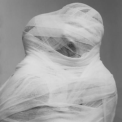 White Gauze, 1984 gelatin silver print image: 15 1/4 x 15 3/8 inches (38.7 x 39.1 cm) paper: 20 x 16 inches (50.8 x 40.6 cm) edition of 10 with 2 APs  MAP-1329 Selected by Pennsylvania participant