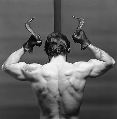 Frank Diaz, 1980 © Robert Mapplethorpe Foundation. Used by permission.