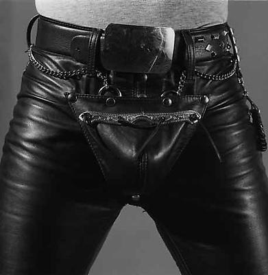 Leather Crotch, 1980 © Robert Mapplethorpe Foundation. Used by permission.