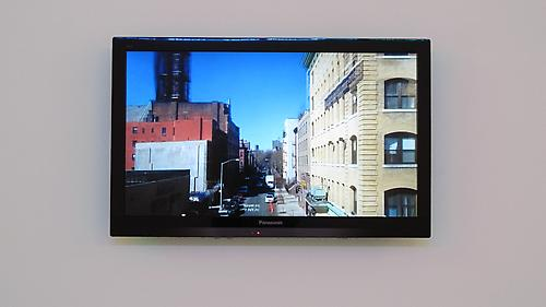 PETER LIVERSIDGE Metro-North train , 2011 DVD, television screen, 15 minutes, 21 seconds looped dimensions variable edition of 3 with 1 AP  PLi-70