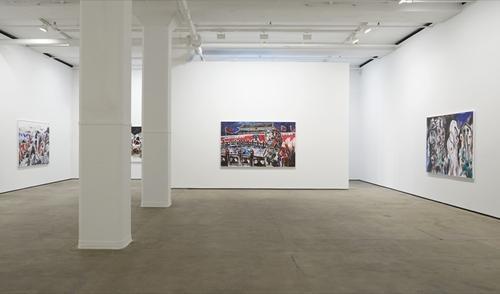 SUN XUN Installation view of The Time Vivarium at  Sean Kelly, New York December 13, 2014 - January 24, 2015 Photography: Jason Wyche, New York Courtesy: Sean Kelly, New York